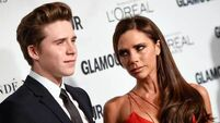 Victoria Beckham honoured at 25th Annual Glamour Women of the Year Awards