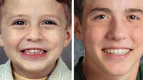 Missing boy found safe after 13 years