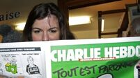 Charlie Hebdo magazine releases first cover since Paris attacks