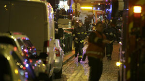 Murder and mayhem in Paris as bombings and shootings kill at least 60 people