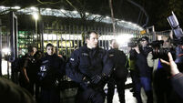 Germany v Netherlands soccer match cancelled in Hannover amid terrorist attack fears