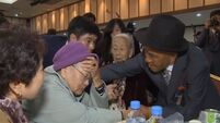 VIDEO: Emotional reunion for hundreds of Koreans separated by war