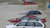 More heavy rainfall swamps South Carolina