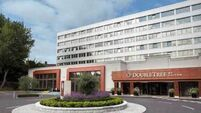 Refurbished DoubleTree hotel books €29.4m in sales