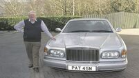 Motors & Me: Patrick McSweeney and his 1998 Rolls Royce