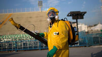 Brazil mobilises troops in fight against mosquito virus