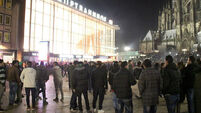 '1,000 men' raped, robbed, and groped women on New Year's Eve in Cologne