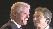 Clinton and Blair chats revealed