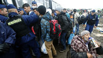 Refugee flow will have to stop, says Austria and Balkan nations