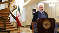 Saudi Arabia 'can't cover up cleric execution' says Hassan Rouhani