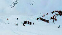 Three die in French Alps avalanche