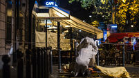 Paris attack gunman laughed as he taunted victims