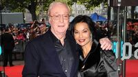 Michael Caine would have been dead 'long ago' without Shakira Baksh