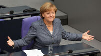Angela Merkel allies rallying against refugee policy