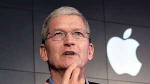 Apple chief Tim Cook insists he won't give 'key' to FBI
