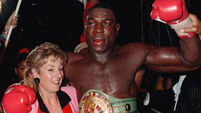 Frank Bruno, 54, wants to box again and fight his demons