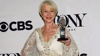 QUIRKY WORLD ... Helen Mirren warns Americans not to be 'pillocks'