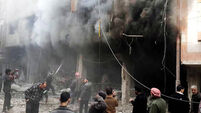 Syria diplomats work to 'cease hostilities'