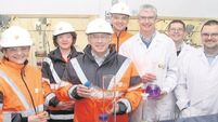 GSK opens €12m of facilities in Cork