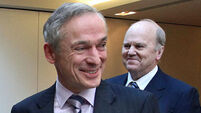 Richard Bruton planned to woo returning emigrants with flat tax of 30%