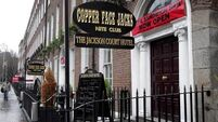 Cash mountain at Dublin's Copper Face Jacks nightclub now tops €50m