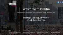 Office of the Dublin Startup Commissioner praised in the UK