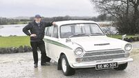 Motors & Me: Eamonn Long and his 1966 MK 1 Cortina Estate