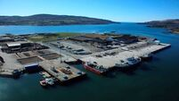 Relief road needed to ease traffic at Castletownbere port