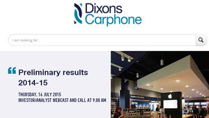 No layoffs as Dixons Carphone shuts Irish stores