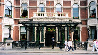 Shelbourne Hotel operator sees 13.5% profit increase