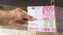 Business activity rises in the euro zone