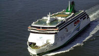 Irish Continental ferry and freight services group expected to see earnings hit €74m