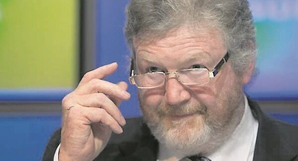 Children's and Youth Affairs Minister James Reilly