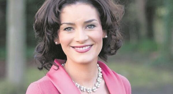 Kate O'Connell is running for Fine Gael in Dublin Bay South, and has said Ms Creighton 'lacks interface with reality'.