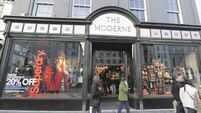 Superdry backs down over The Moderne sign fiasco in Cork
