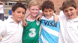 Ireland and Argentina are brothers in arms for rugby showdown