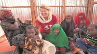 Aid worker Mary T Murphy swaps refugee camps for short festive break in Cork before heading back to Ethiopia