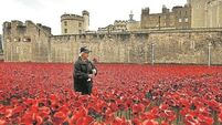 Painful memories of quarrel with the foe on Remembrance Sunday