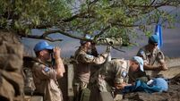 UN force is doing important work on the Golan Heights