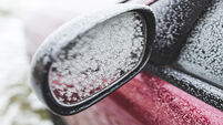 Snow-ice warning remains in place this morning