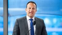 Varadkar congratulates Johnson on 'enormous victory'