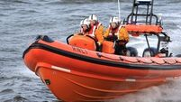 Five fishermen rescued off Donegal coast