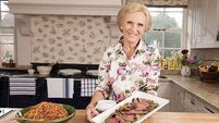 Credit for daughter's good behaviour is Mary Berry and cakes