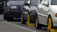 Pensioner says clamping of his car in hospital parking area is not legal