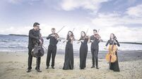 Young musicians are giving back to the community with the Ortús chamber festival