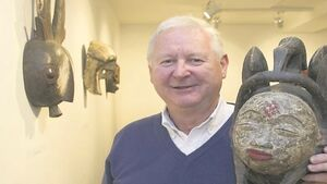 Declan Ryan is facing up to his passion for masks