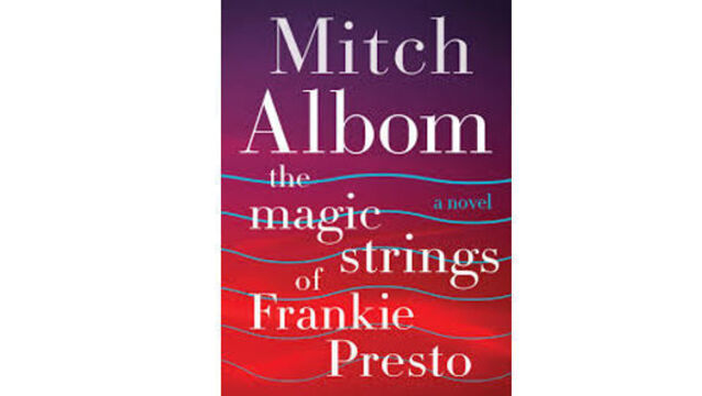 Book review: The Magic Strings Of Frankie Presto