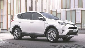 Rav4: Hard to argue with handsome new member of Toyota clan