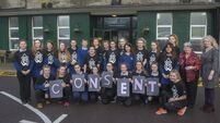 Transition-year pupils hold workshops on consent issue