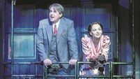 Michael Ball gives Mack and Mable a real happy ending